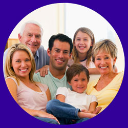The Innate Family Chiropractic Centre Family Photo