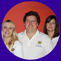 The Innate Family Chiropractic Centre Team Photo